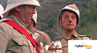 CARRY ON UP THE KHYBER FOR BRITBOX.