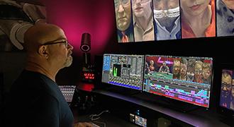 Avid Media Composer2021の新機能