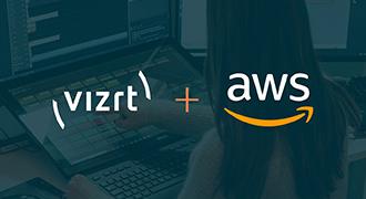 Vizrtは、AWS for Media & Entertainmentイニシアチブをサポートしています。