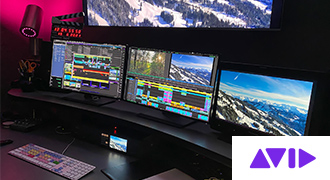 Media Composer 2021.6の新機能紹介