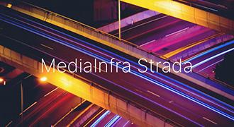EVS社、SDI/IPルーティングソリューション「MediaInfra Strada」を発表