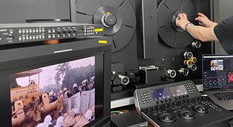 アテネ・フランセ文化事業株式会社、フィルムのアーカイブおよび修復にCintel Scannerを使用