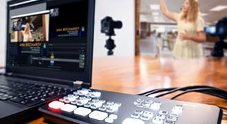 NewBlueが、パワフルなBlackmagic DesignのAPIを使用して、ATEMスイッチャーの新たな性能を開発