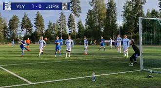 フィンランドのサッカークラブ「Ylämyllyn Yllätys」がライブコンテンツを強化