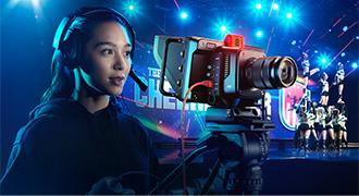 ブラックマジックデザイン、新しいBlackmagic Studio Cameraを発表