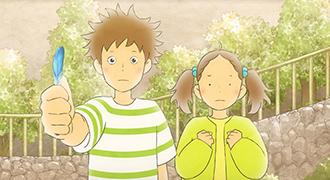 短編アニメーション「青い羽みつけた!」、ポストプロダクション作業にDaVinci Resolve Studioを使用