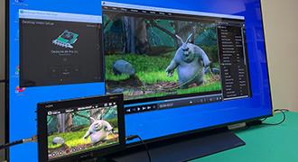 Interra Systemsの品質管理プラットフォーム「BATON」、Blackmagic DesignのDeckLinkおよびVideo Assistを使用