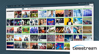 Telestream Monitoring社がFirstlight Media社を支援し、ライブサービス用クラウドネイティブOTTのブレークスルーを実現