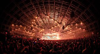 クリームフィールズ・フェスティバル、Blackmagic Designのライブプロダクションワークフローで観客を沸かす